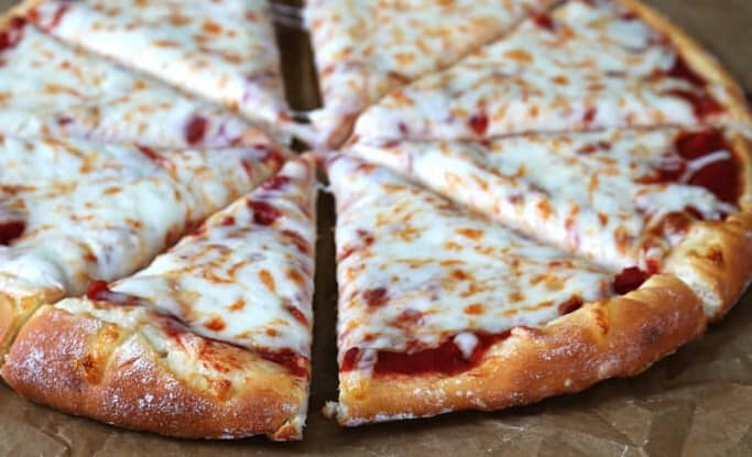 Sally-Ann Creed's Yeast Free Pizza