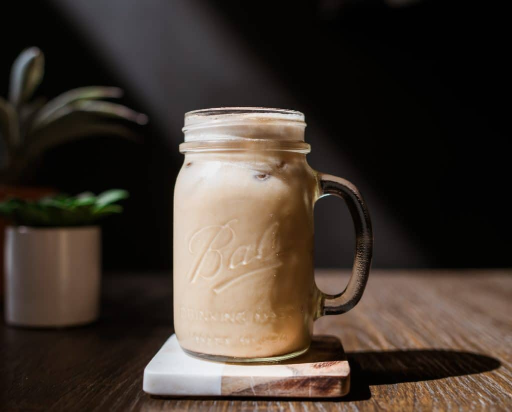 Blissful Peanut Butter Smoothie