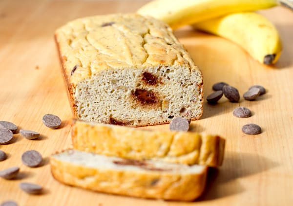 Steph's Easy Sugar-Free Banana Bread