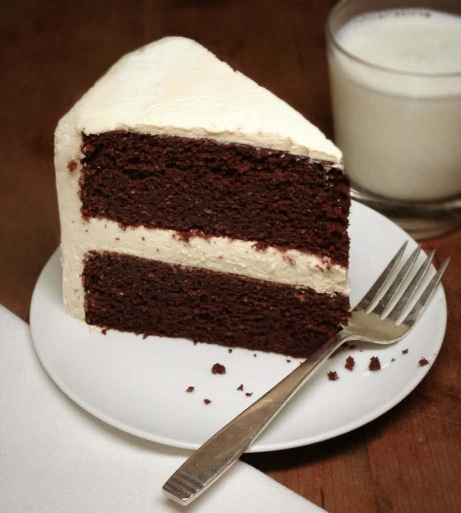 Low Carb Moist Chocolate Cake