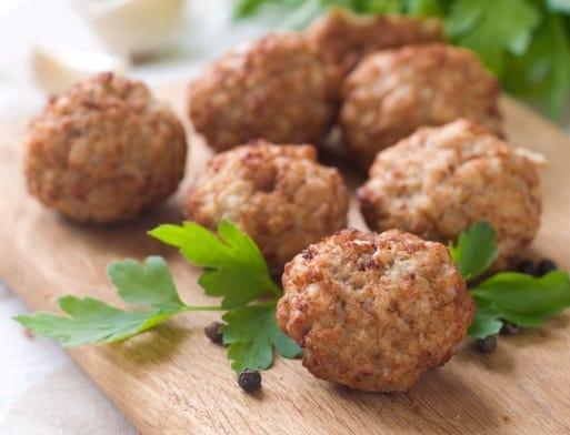 Morish Mini Meatballs