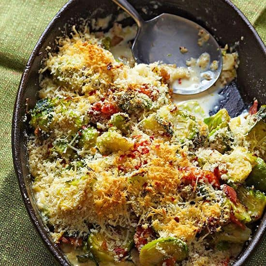 Low Carb Vegetable Bake