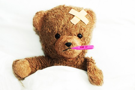 Sick Kids!!! HELP