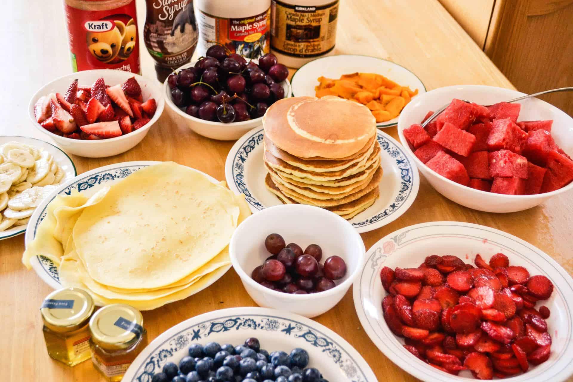 Healthy Flapjacks or Pancakes – 6 Easy Recipes