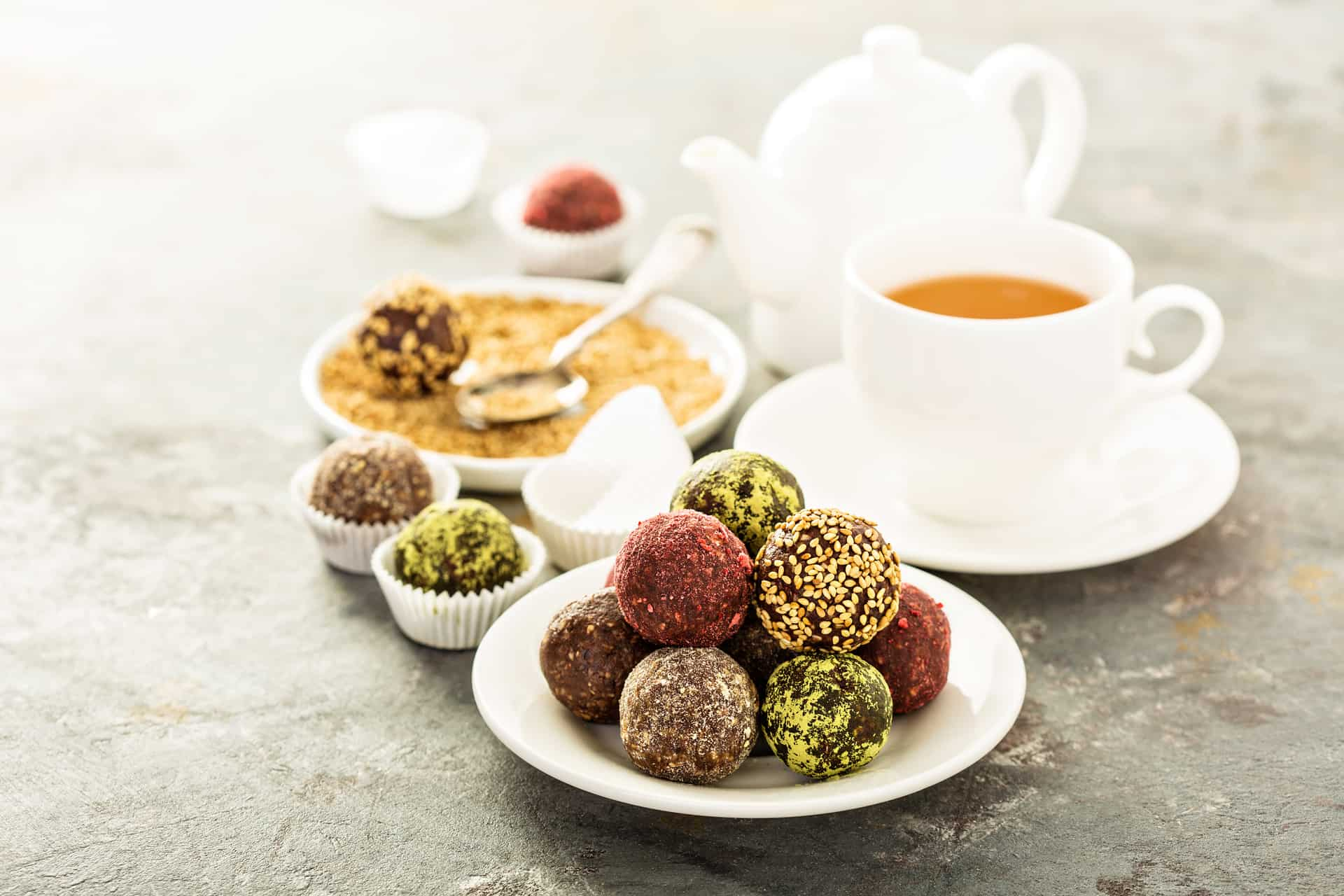Superfood Date Balls